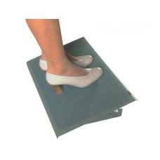 Apoio de pes 3m de aco ergonomico medidas: 35 x 56 cm