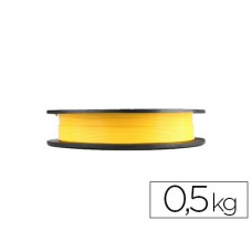 FILAMENTO 3D COLIDO GOLD PLA 1,75 MM 0,5 KG AMARELO