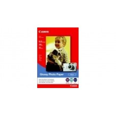 50 folhas Canon GP-401 4x6 Glossy Photo Paper