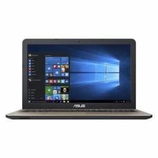 ASUS  X540UB-36D11PB1  - INTEL I3 4GB 500GB HDD 15,6PPHD ULTRASLIM GF MX110 2GB WIN10 PRETO