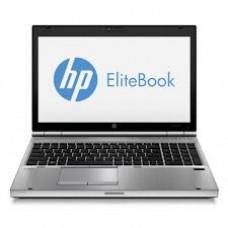 "HP Elitebook 8570P I5 3520M, Gráfica HD7570 1 GB, 4GB Ram, Disco 320GB, Win 7 Pro, 15.6"" Recondicionado"