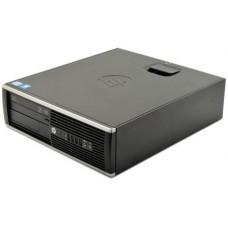 Desktop Recondicionado HP 8200 SFF I5,4GB RAM, WINDOWS 7 PRO