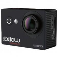 Action Cam BILLOW 4K Interpolada, WIFI, 170º c/ acessórios, Black - XS550PROB