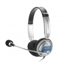 NGS - Headphone c/ micro Silver MSX6 PRO