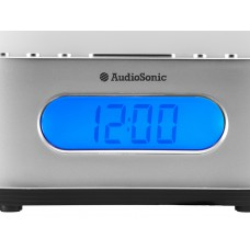 AUDIOSONIC - Rádio Relógio/Candeeiro CL-505