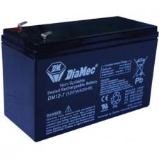 DIAMEC - Bateria 12V 7,0AH D1270S-DM12V7S