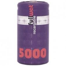 FULLWAT-PILHA REC.Ni-MHC 5,0AH BL2 CX50-NH5000CFTB